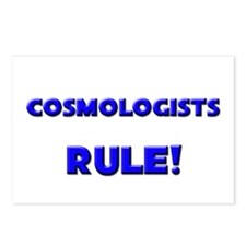 Cosmologists Rule! Postcards (Package of 8)
