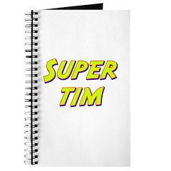 Super tim Journal
