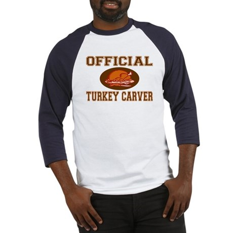 Official Turkey Carver Baseball Jersey