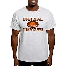 Official Turkey Carver T-Shirt