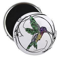 Gem Hummingbird Magnet