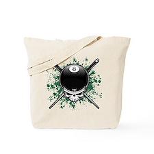 Pool Pirate II splat Tote Bag