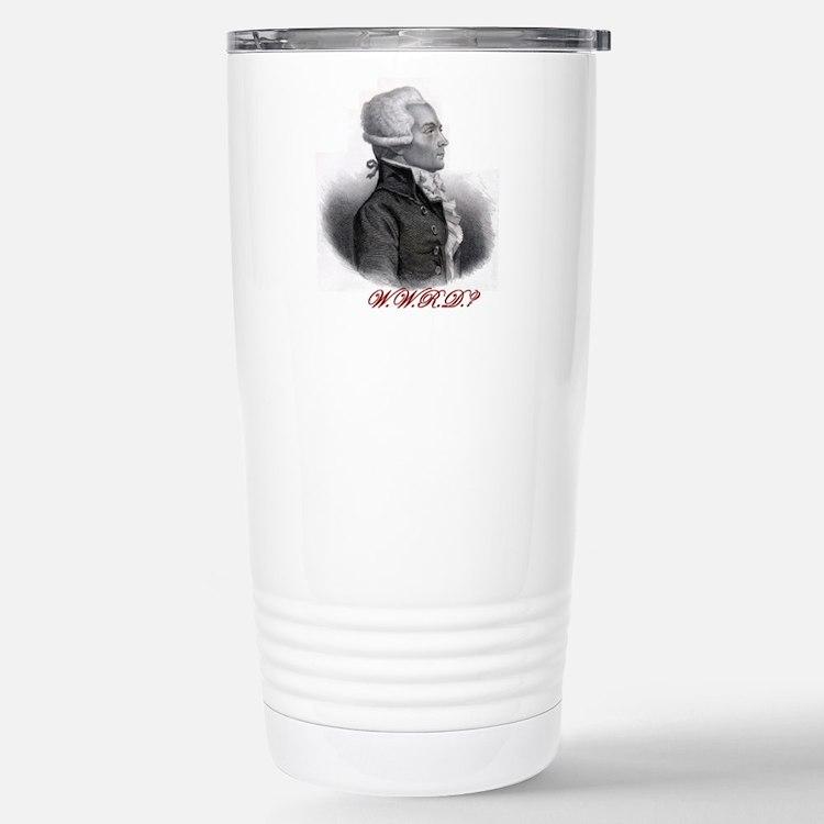 Cute French revolution Travel Mug