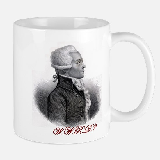 What Would Robespierre Do? Mugs