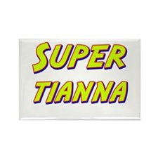 Super tianna Rectangle Magnet