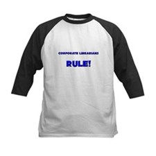 Corporate Librarians Rule! Tee