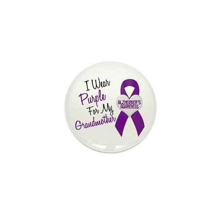 I Wear Purple For My Grandmother 18 (AD) Mini Butt