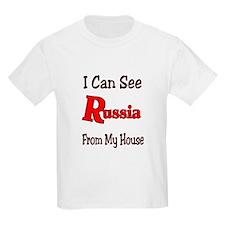 Cool Palin russia T-Shirt