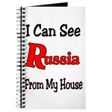 Funny I see russia Journal