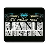 Jane austen Classic Mousepad