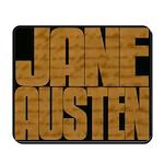 Jane Austen Manuscript Mousepad