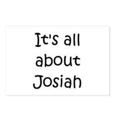 Funny Josiah Postcards (Package of 8)