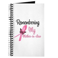Remembering My MIL (BC) Journal