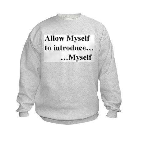 Austin Powers Kids Sweatshirt