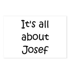Funny Josef Postcards (Package of 8)