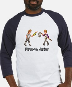 Pirate vs. Janitor Baseball Jersey