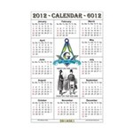 The Masonic 2012 Reminder Mini Poster Print
