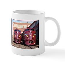 PRR E8a's 5711 & 5809 Mug