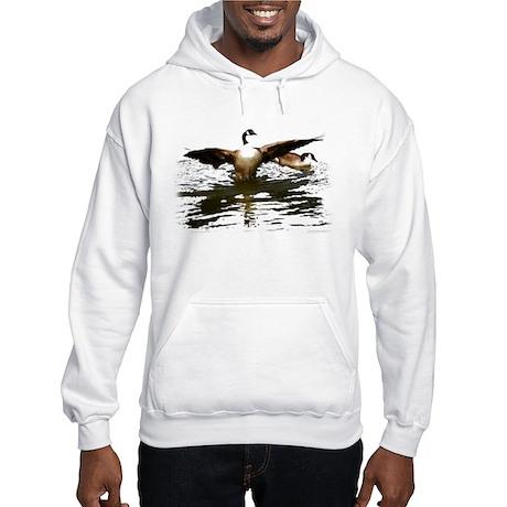 Canada Geese Hooded Sweatshirt