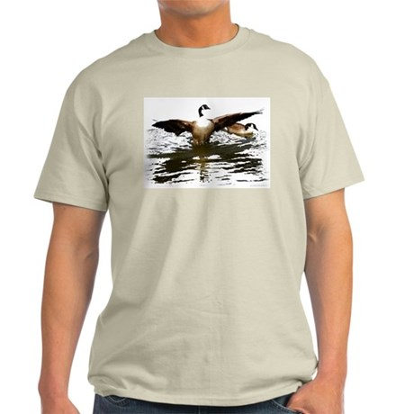 Canada Geese Ash Grey T-Shirt