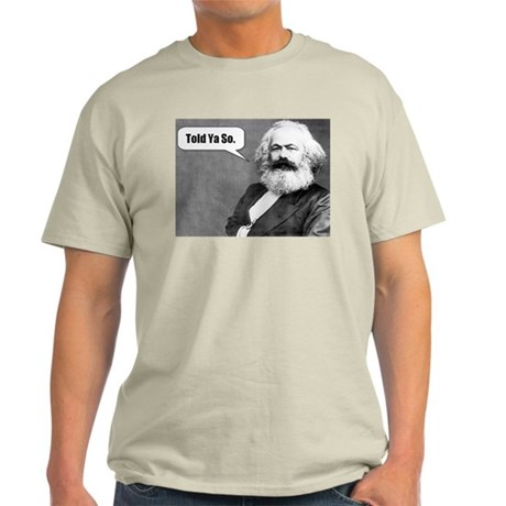 Karl Marx Light T-Shirt