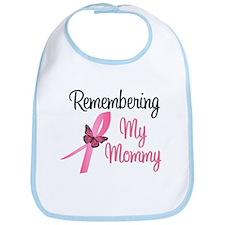 Remembering My Mommy (BC) Bib