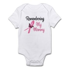 Remembering My Mommy (BC) Infant Bodysuit