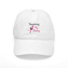 Remembering My Mommy (BC) Baseball Cap