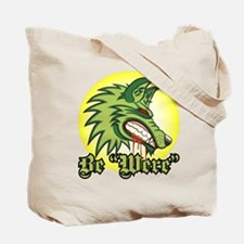 "Be ""Were"" Green Tote Bag"