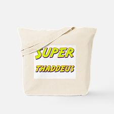 Super thaddeus Tote Bag