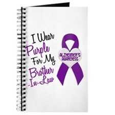 I Wear Purple For My Brother-In-Law 18 (AD) Journa