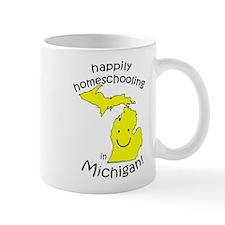 Happy in MI Mug