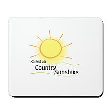 Country Sunshine Mousepad