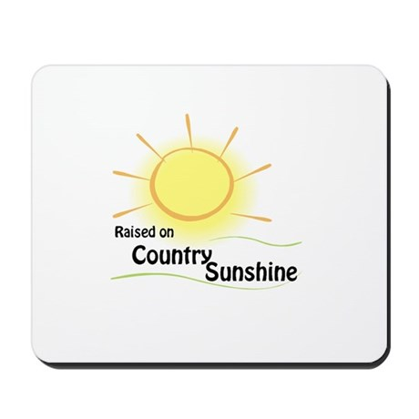 Country Sunshine Mousepad