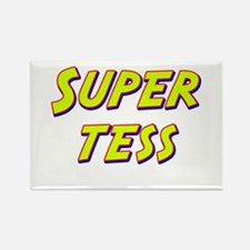 Super tess Rectangle Magnet