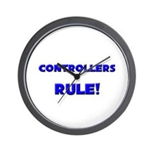 Controllers Rule! Wall Clock