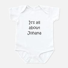 Cute Johana Infant Bodysuit