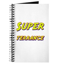 Super terrance Journal