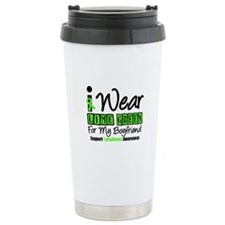 I Wear Lime Green Boyfriend Travel Mug