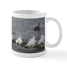 Goose Takeoff Mug