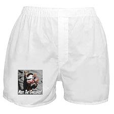 Meet The Challenge Boxer Shorts