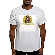 Jokester Jesus Ash Grey T-Shirt