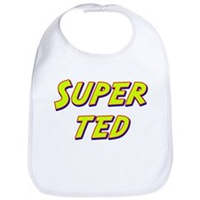 Super ted Bib
