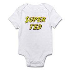 Super ted Onesie