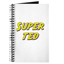 Super ted Journal