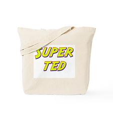 Super ted Tote Bag
