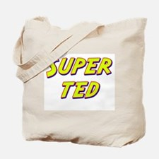 Super ted Tote Bag