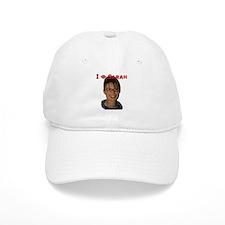 I (lipstick) Sarah Baseball Cap