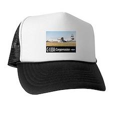 C-133 Cargomaster Aircraft Trucker Hat