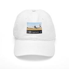 C-133 Cargomaster Aircraft Baseball Cap